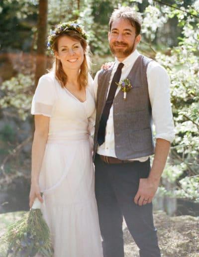 Jo & Iva's wedding