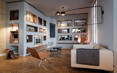 archi | petit appartement chic