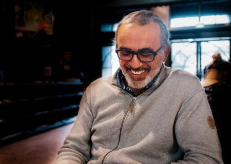 Walid Salem: j'ai des valeurs humanistes, l'universel me parle