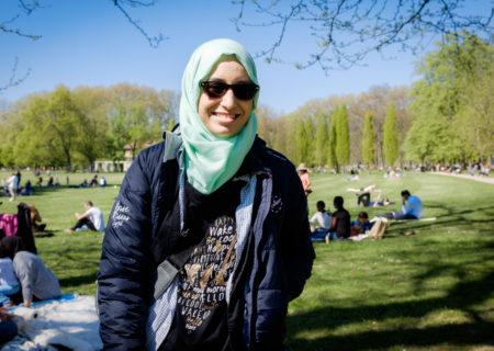 Khadija: Je vois l'excellence de ma morale ou la perfection de ma façon d'être et de me comporter avec les autres
